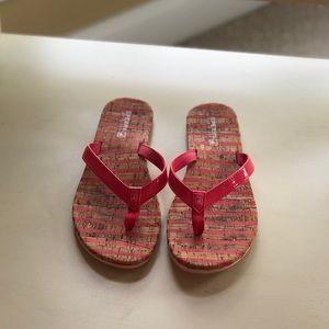 Sperry top-sider flip flops